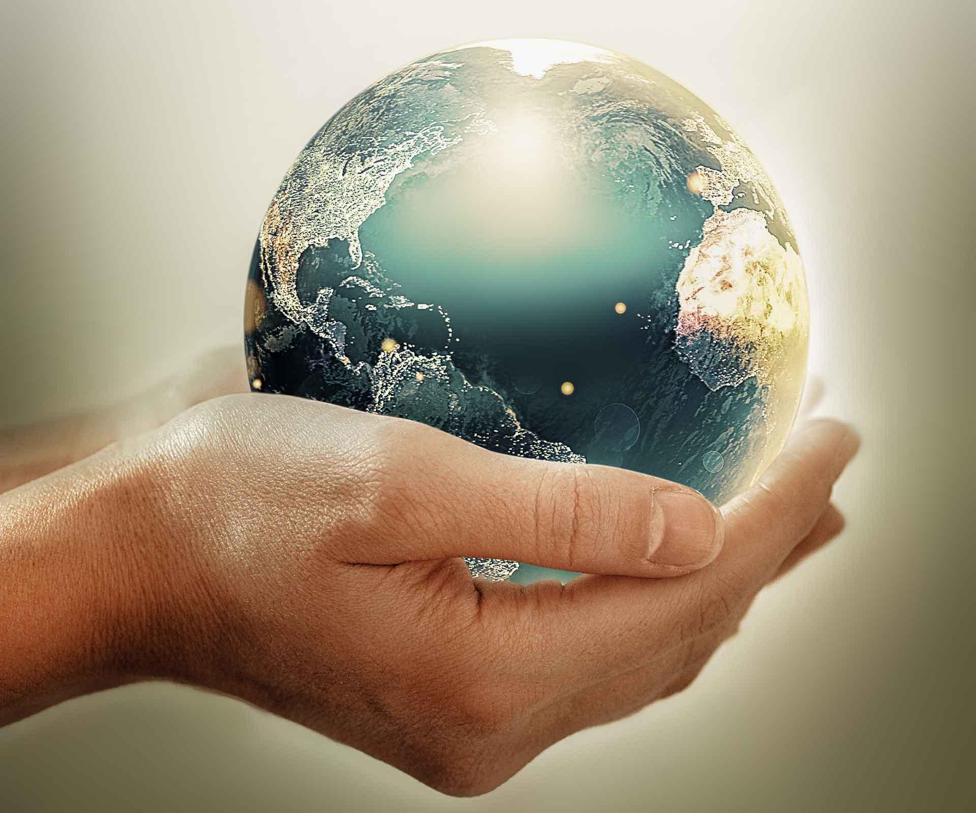 Nous respectons l'environnement