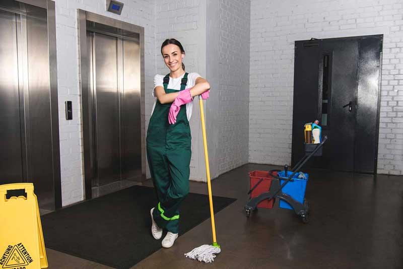 Nettoyage et désinfection tous locaux